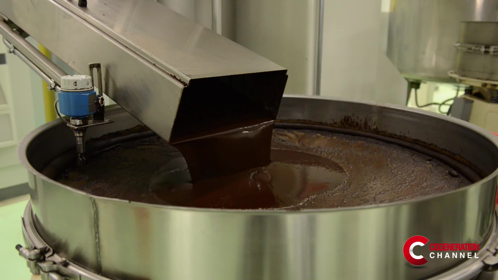 ICAM: more efficient chocolate production thanks to trigeneration