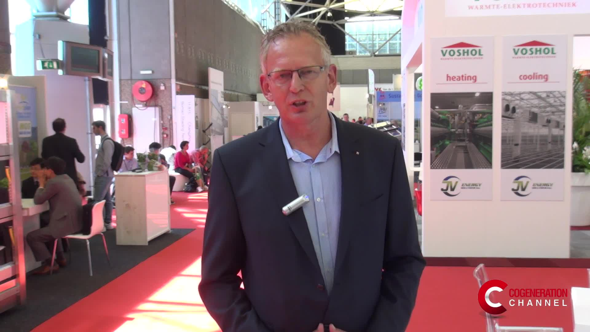 Cogeneration, a push towards greenhouse production