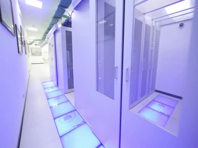 An innovative data center in Vatican City