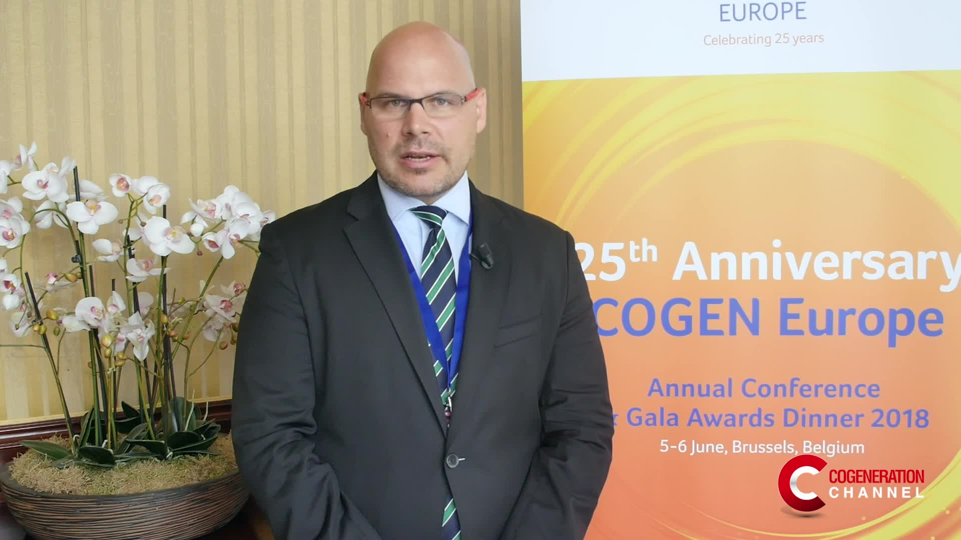 COGEN Europe: a new vision presented at the annual conference