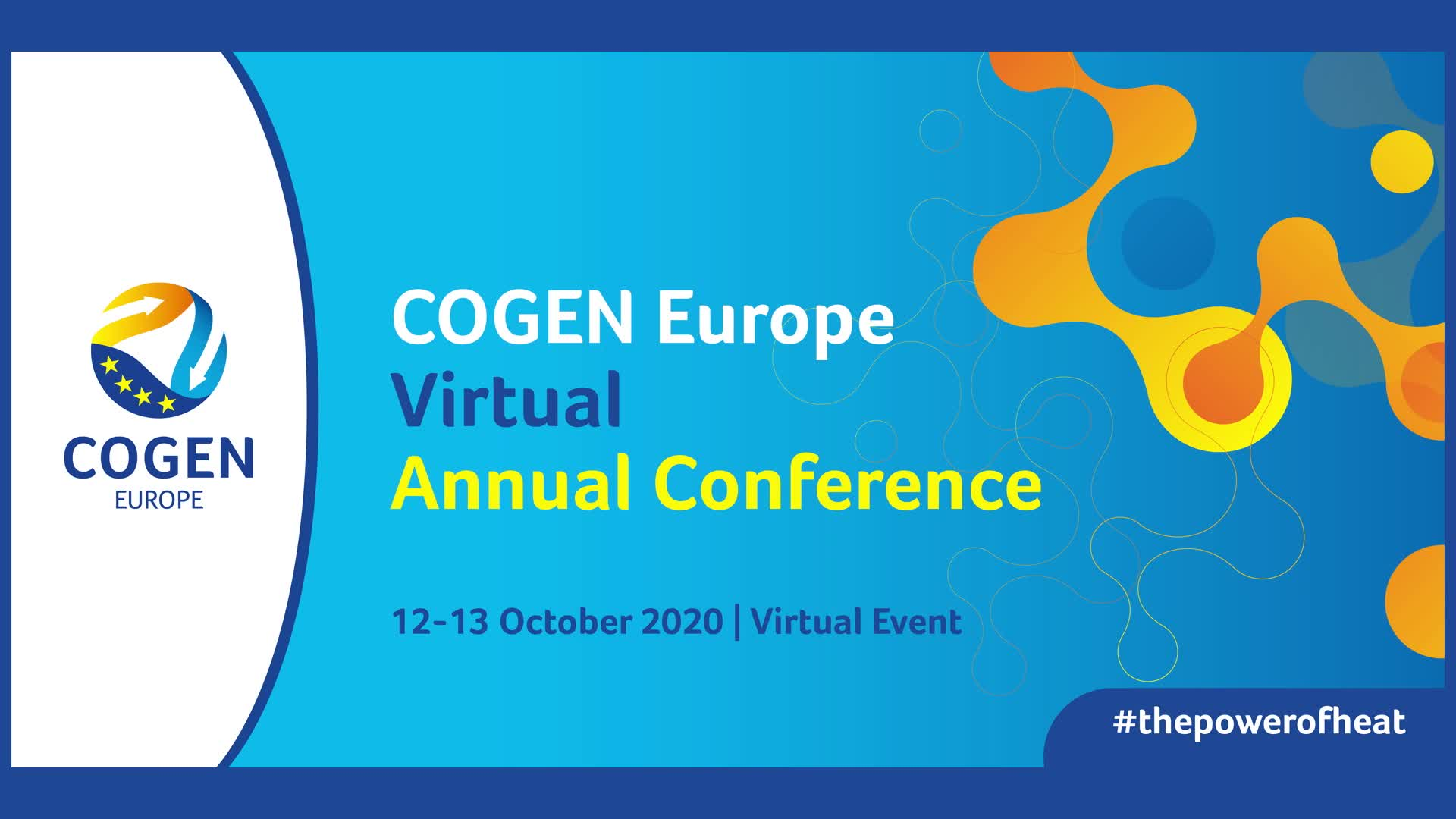 "La ""COGEN Europe Annual Conference 2020"" diventa virtuale"