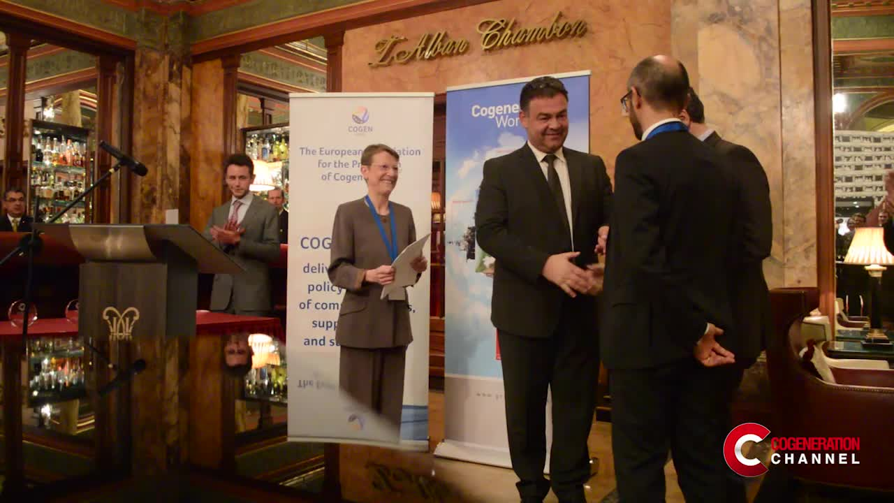 Italy honoured in Brussels for its white certificates