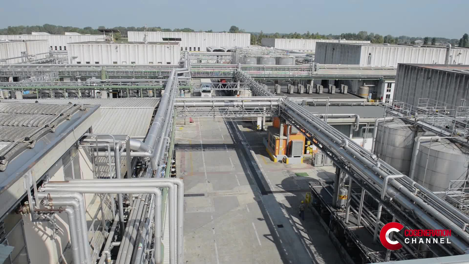 Chemical industry and cogeneration, a perfect match