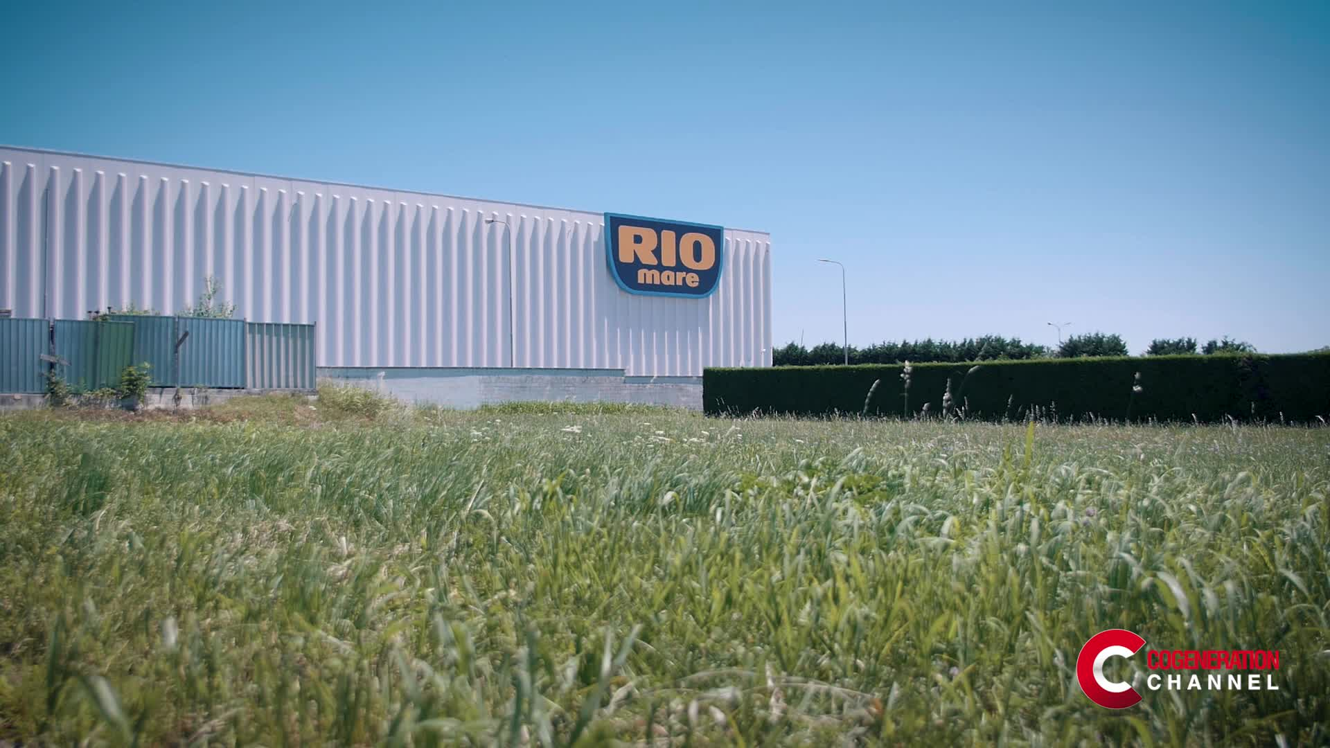 Rio Mare tuna becomes even more sustainable with a 2,700 kW trigeneration plant