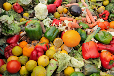 USA: biogas from the 60 million tonnes of food waste