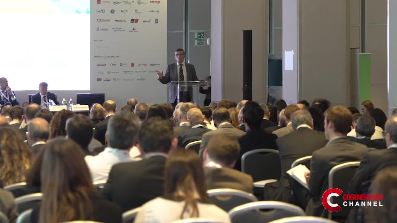 COGEN Europe Annual Conference 2019: focus on Spain